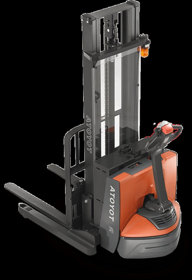 electric pallet stacker for sale