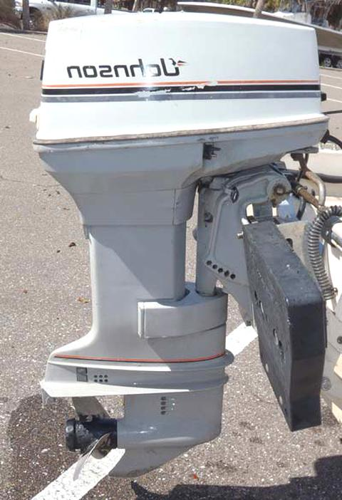 50 hp johnson for sale