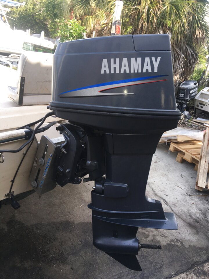 90 Hp Yamaha Outboard Motor For Sale Only 3 Left At 75