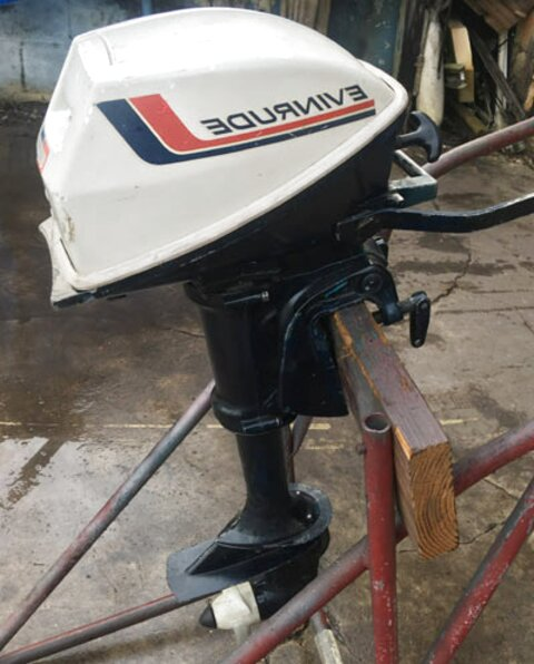 evinrude 3hp for sale