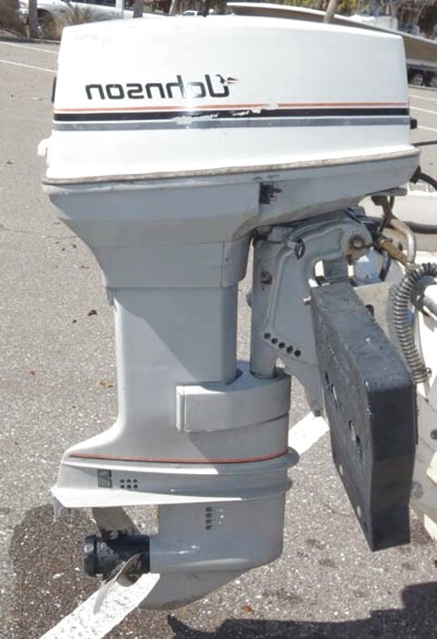 johnson 50 hp outboard for sale