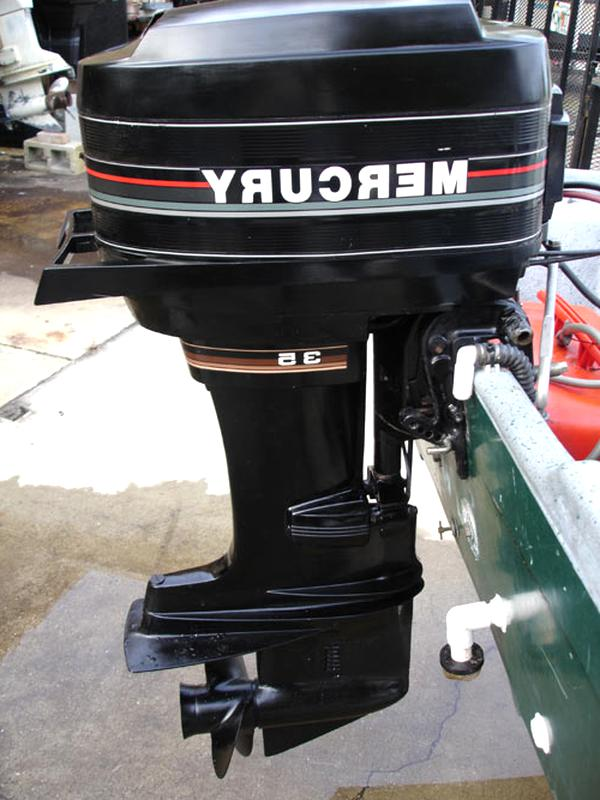 35 Hp Outboard For Sale Only 4 Left At 70