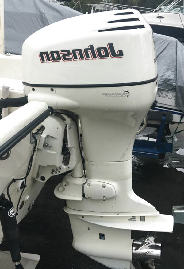 johnson 115 outboard for sale