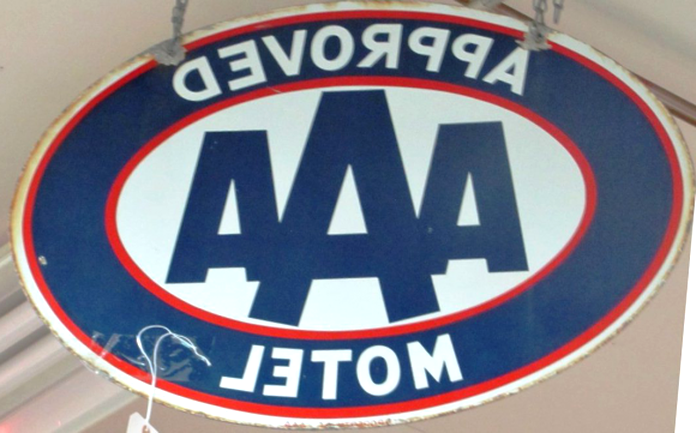 aaa sign for sale