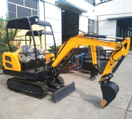 small backhoe for sale