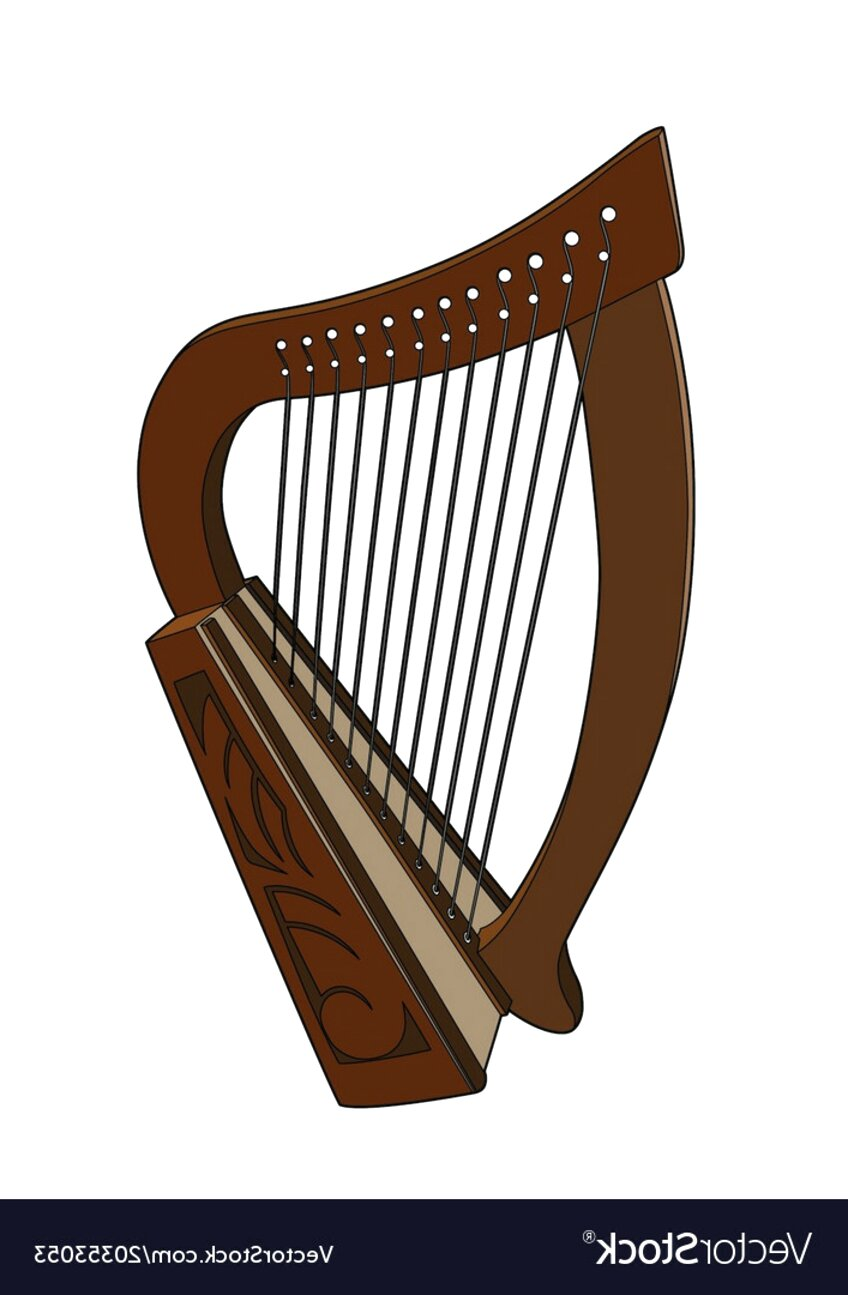 small harp for sale