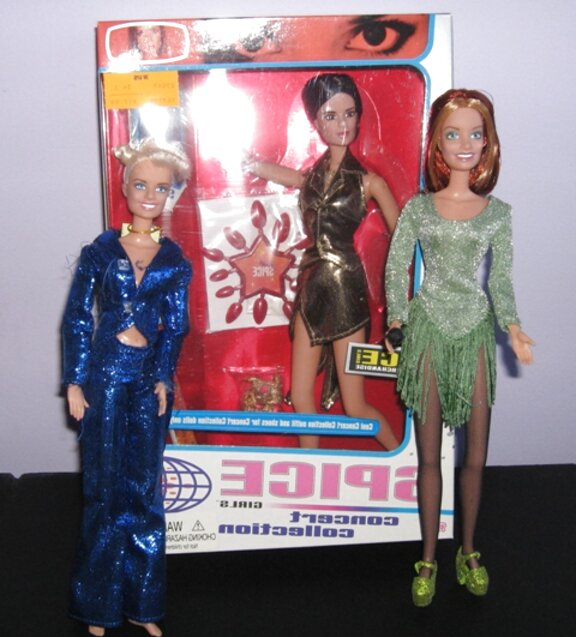 spice girls dolls for sale