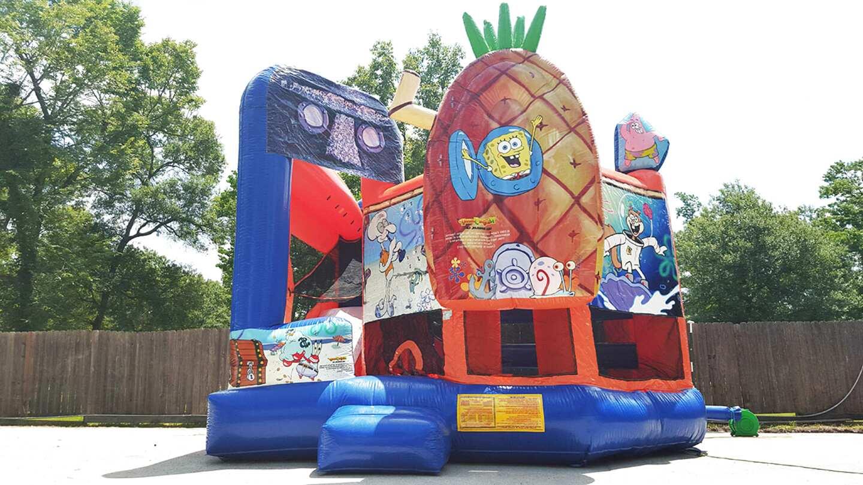 spongebob bounce house for sale