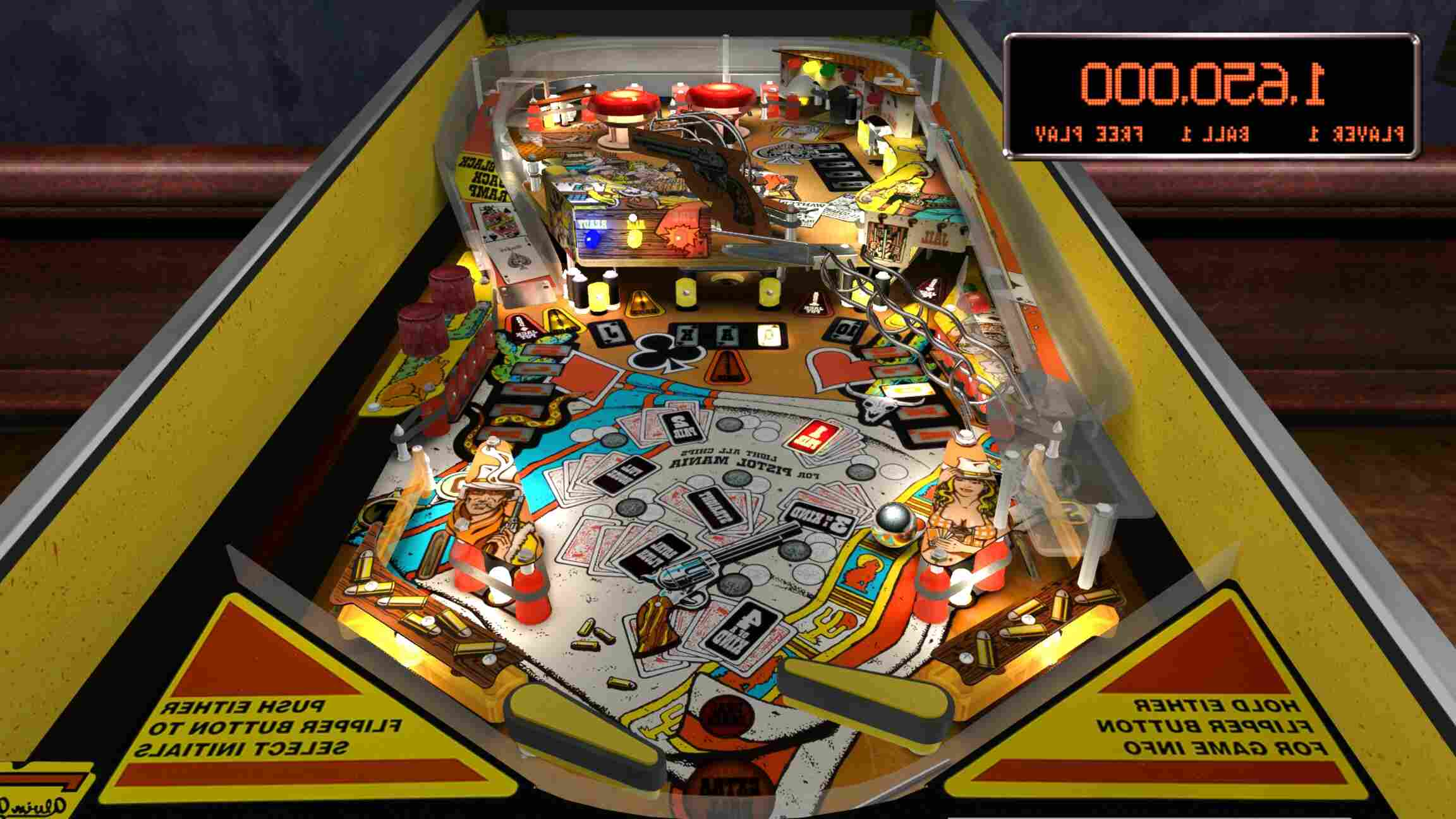 pinball arcade games for sale