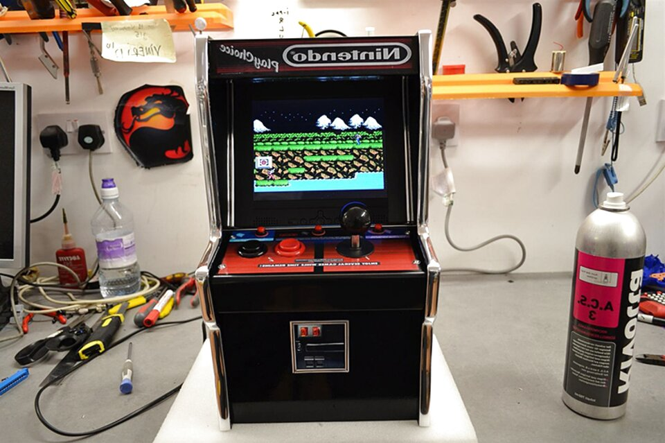 tabletop arcade games for sale