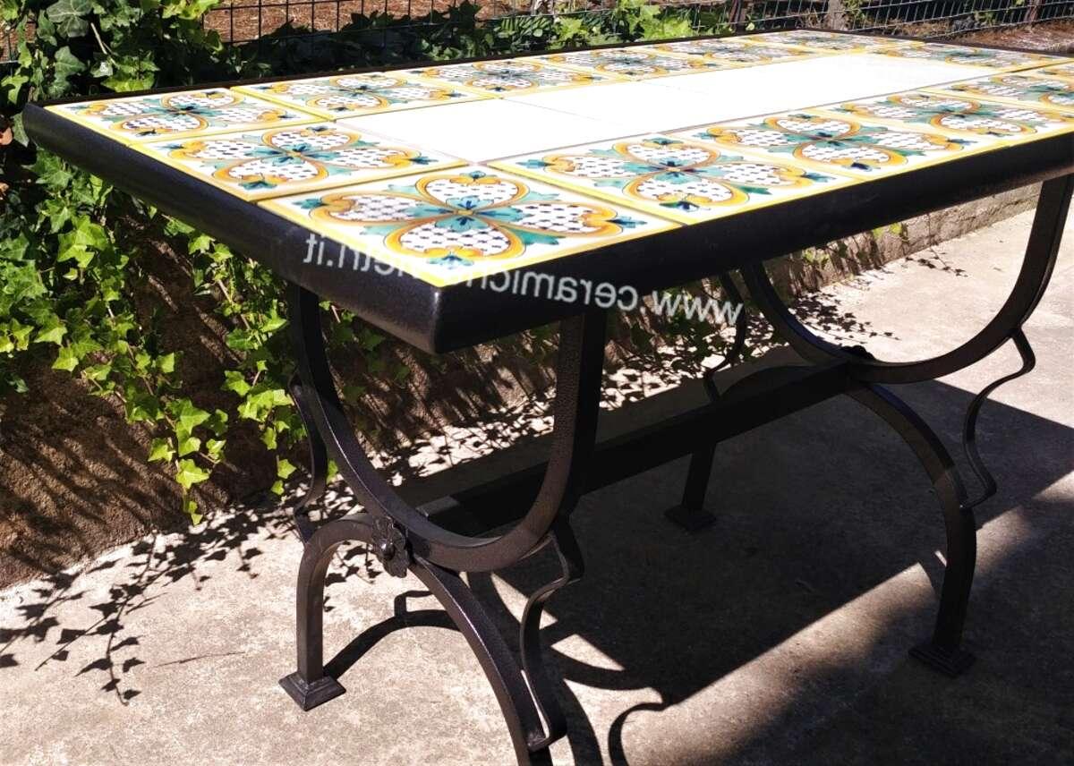 Tavolo Giardino Ceramica usato in Italia | vedi tutte i 46 ...