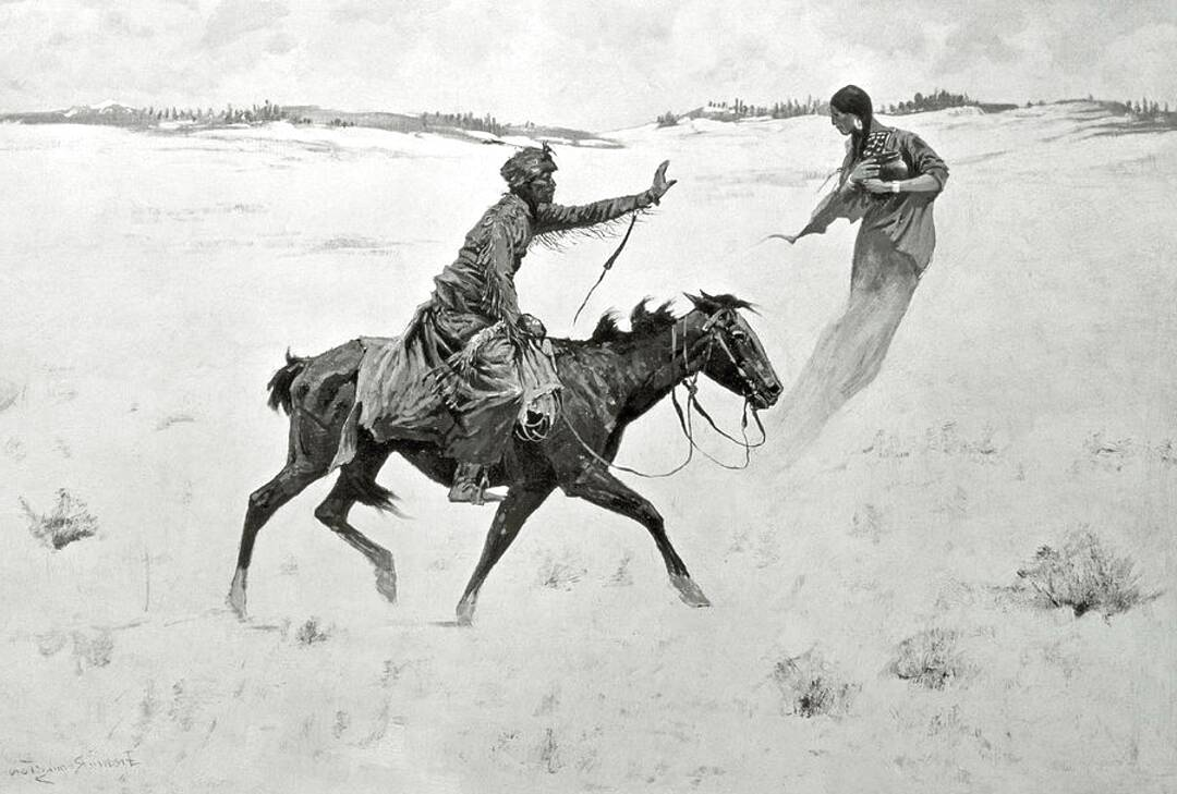 frederic remington for sale