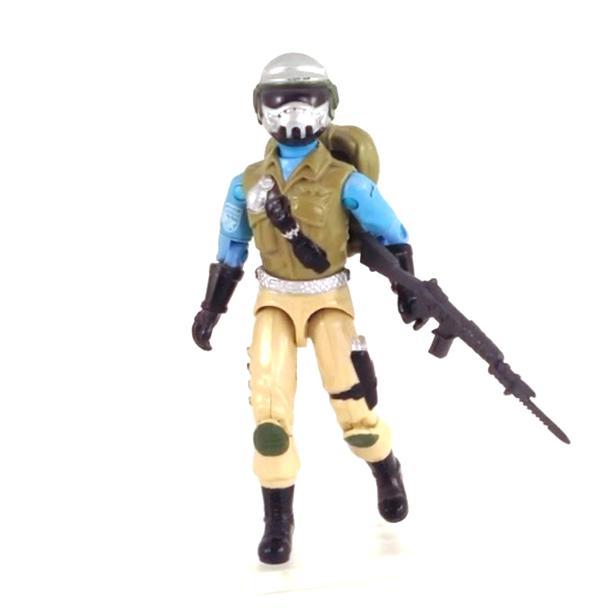 Night Force Steel Brigade Recruit Exclusive GI Joe