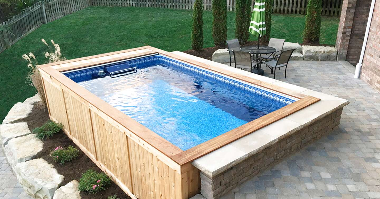 backyard swimming pools for sale