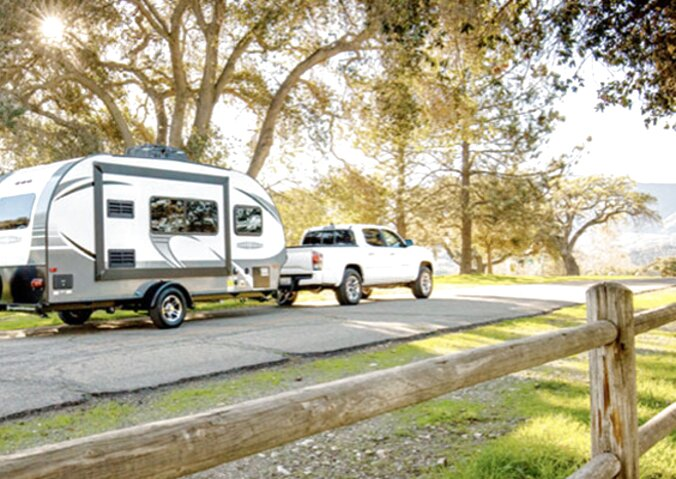 tow campers for sale