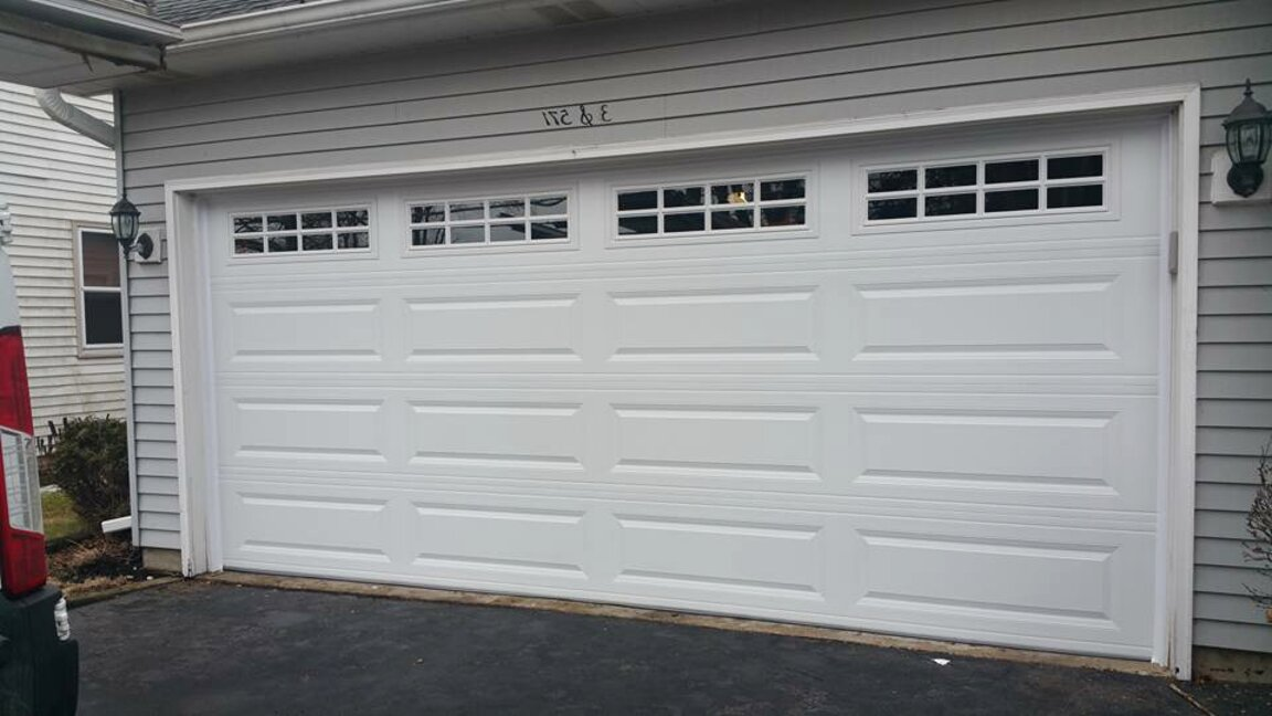 insulated garage doors for sale