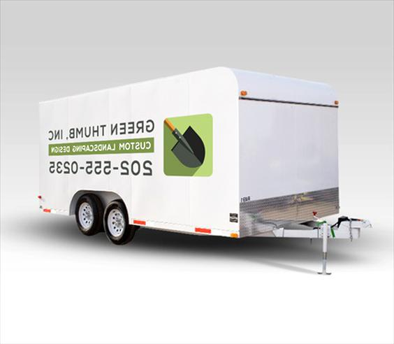trailer decals for sale