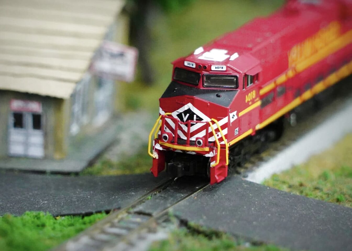 z scale trains for sale