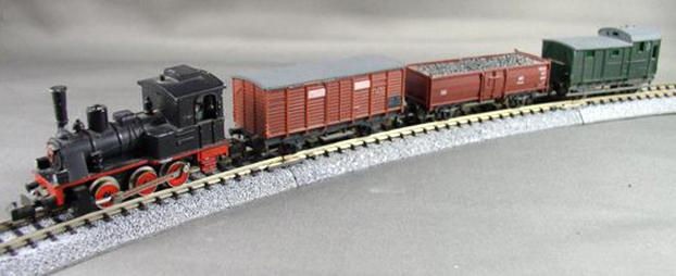 minitrix n scale trains for sale