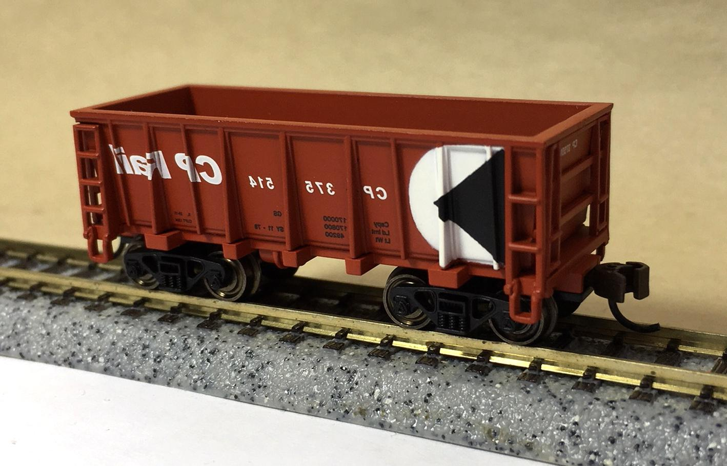 n scale ore car for sale