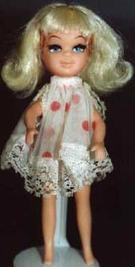 uneeda doll 1966 for sale