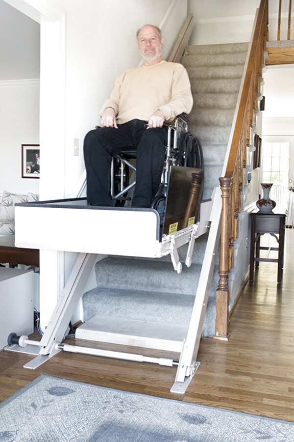 wheelchair stair lift for sale