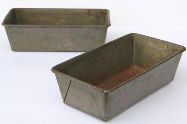 vintage loaf pan for sale