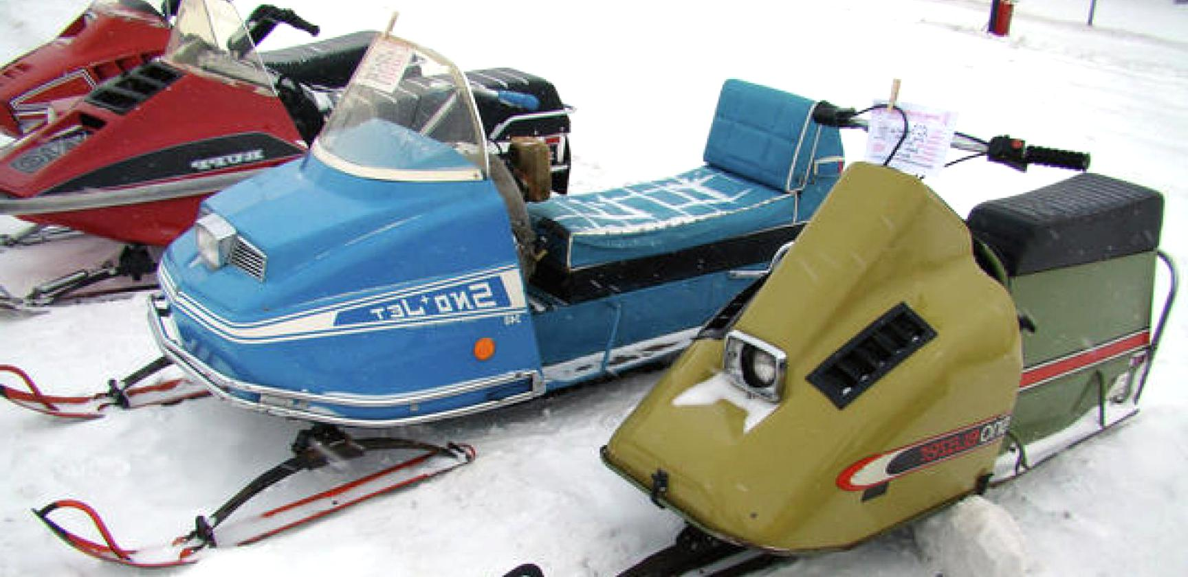 Vintage Snowmobile For Sale Only 3 Left At 65