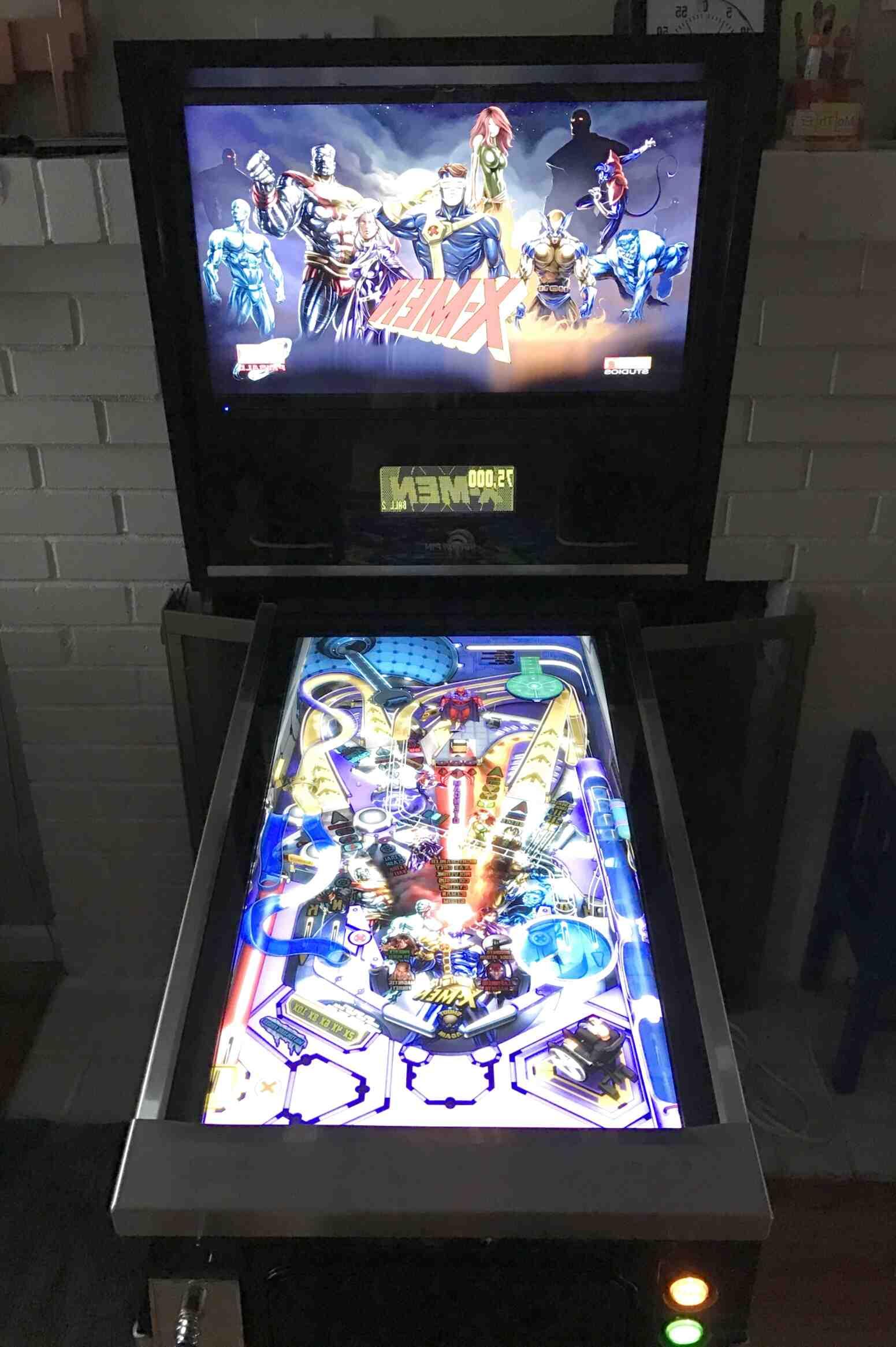 digital pinball machine for sale