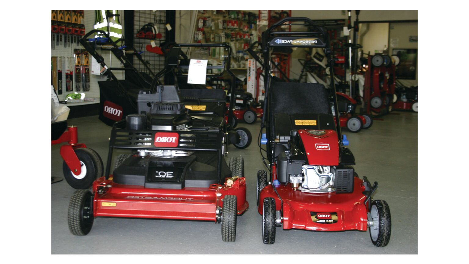 commercial lawn mowers for sale