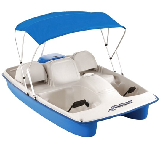 electric paddle boat for sale