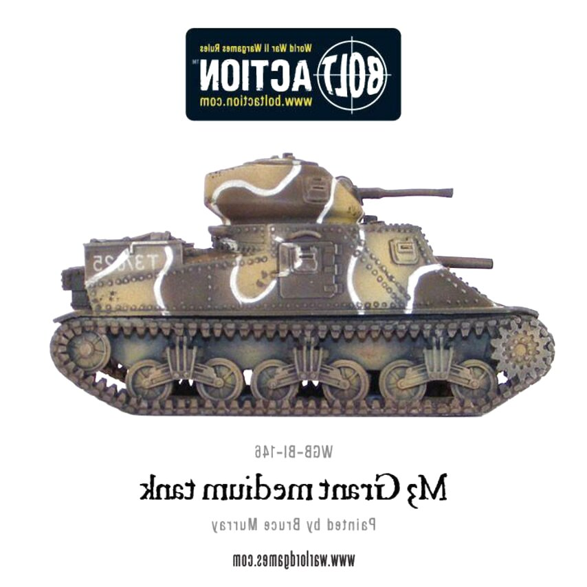 m3 grant tank for sale