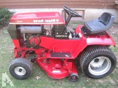 wheelhorse garden tractor for sale