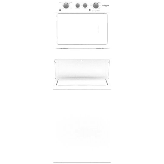 whirlpool washer dryer combo for sale