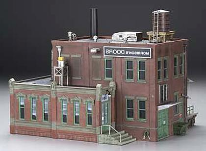 o scale buildings for sale
