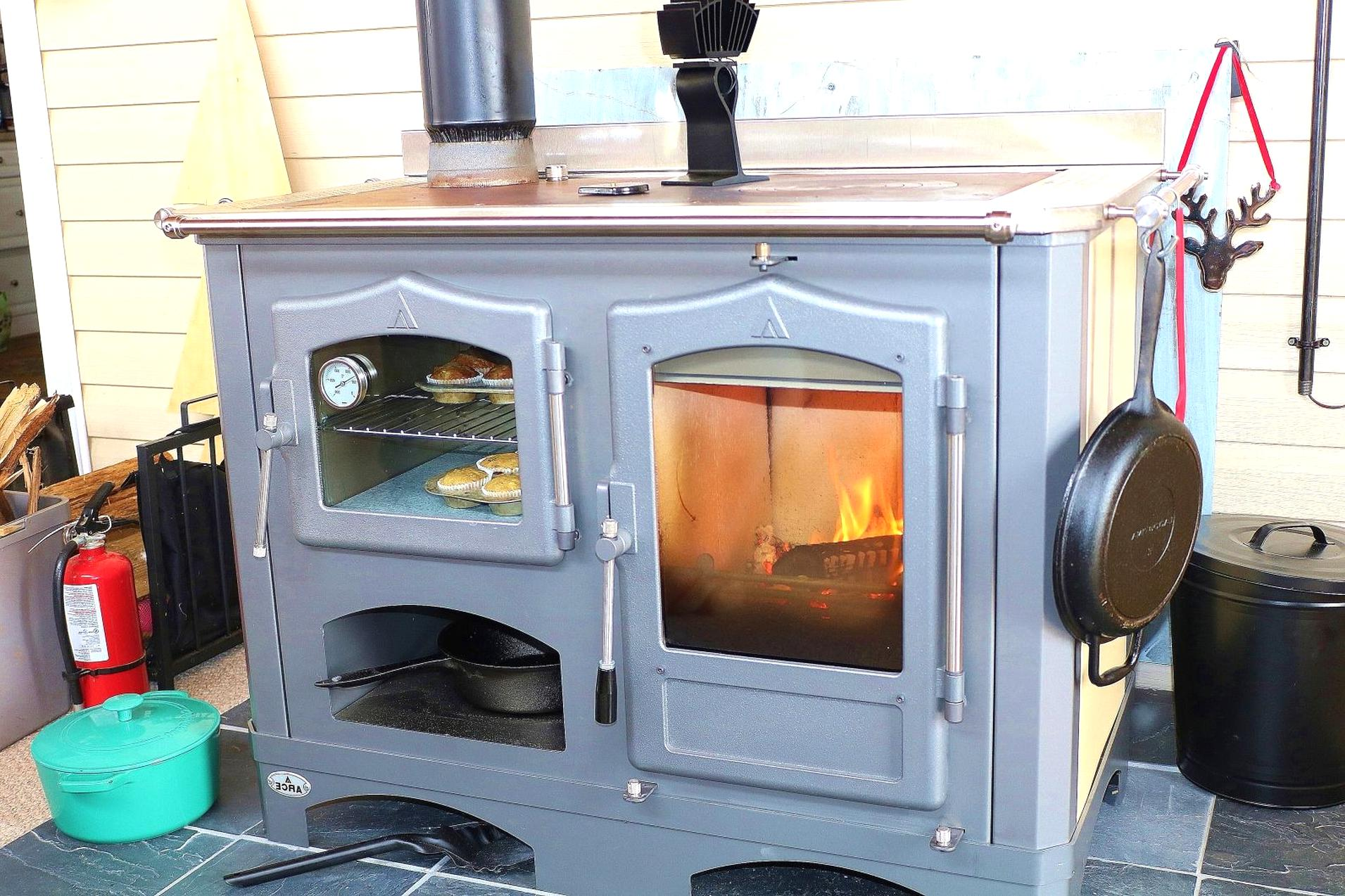 Wood Cook Stove for sale compared to CraigsList | Only 2 ...