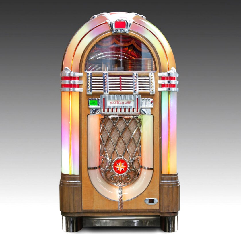 Wurlitzer Jukebox for sale compared to CraigsList   Only 2 ...