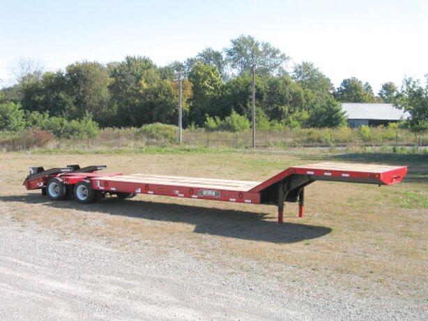 25 ton trailer for sale