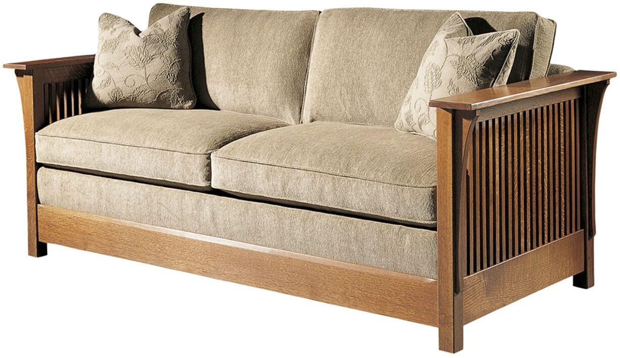 Stickley Furniture 2000 Sleeper Sofa For Sale Only 2