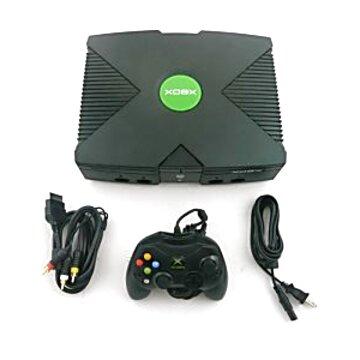 original xbox console for sale