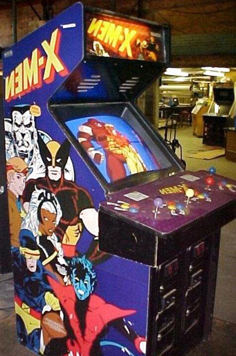 x men arcade for sale