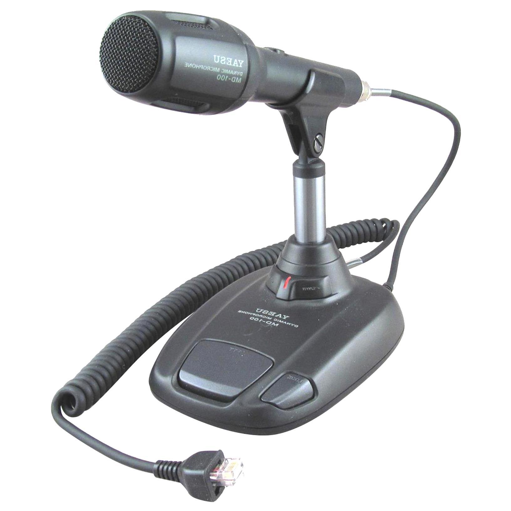 yaesu desk microphone for sale