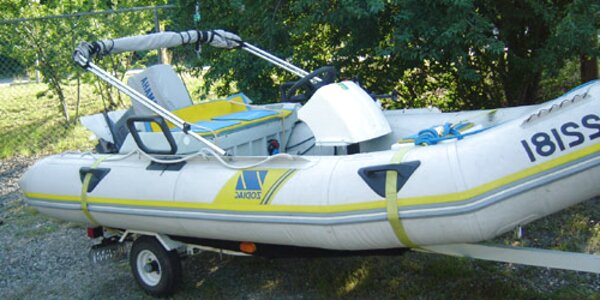zodiac inflatable for sale